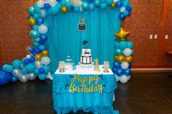 Vivaan's first birthday 12-14-18
