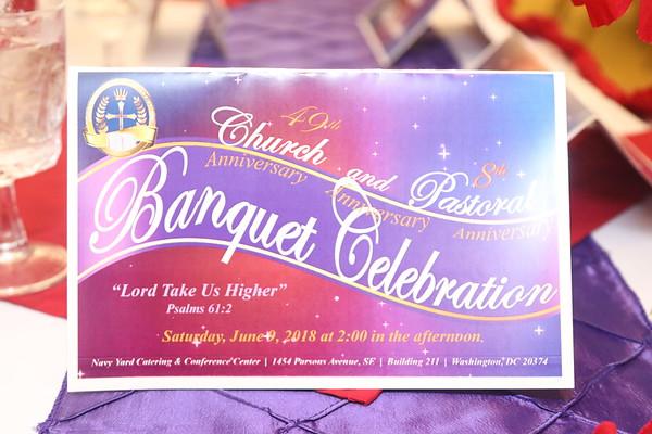 2018 Holy Temple Church Banquet