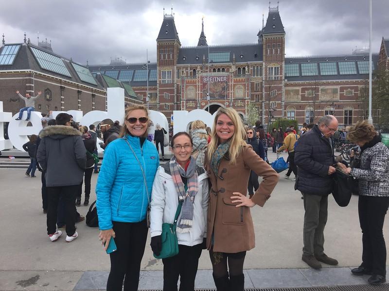 Walking Tour Friends - Bridget St. Clair