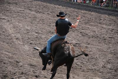 CD2010 Bull Riding