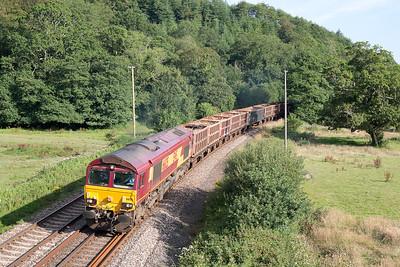 Cornish freight 2006-2009
