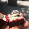 3.43ctw Emerald Cut Diamond 5-Stone Ring by Leon Mege, GIA F SI1 16