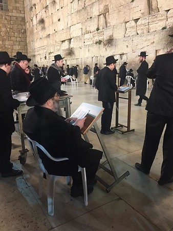 Rav Bender in Eretz Yisrael 5779