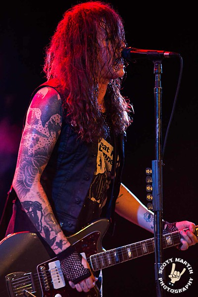 Against Me @ The Catalyst Club
