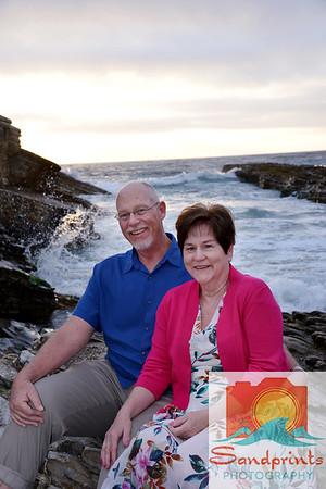Kathy and John