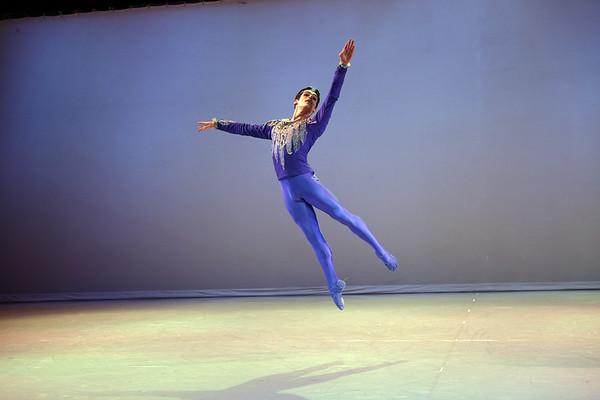 2012 Winter Performance,  Friday performances