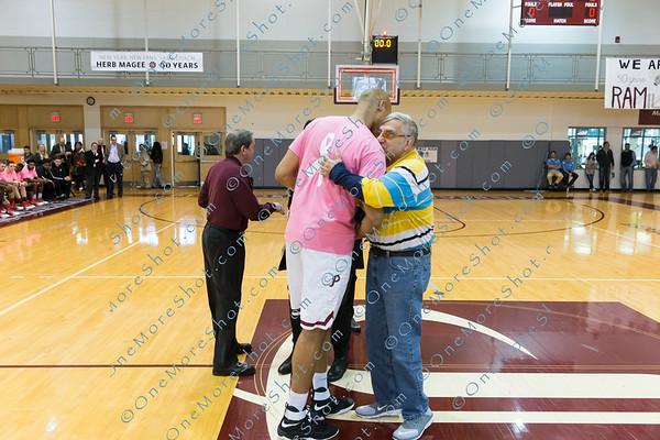 Philadelphia University Mens Basketball vs Caldwell