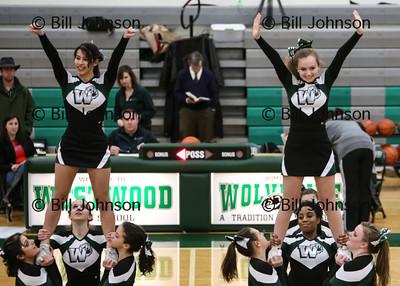 B V Basketball wCheer DoverSherborn v Westwood 1_18_13