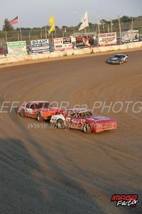 Ohsweken Speedway - August 24