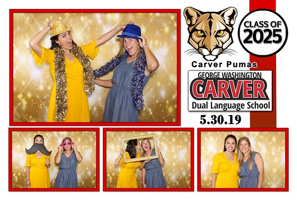 Carver's Graduation Party