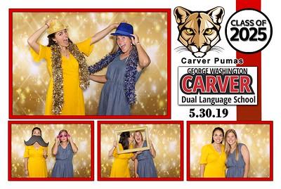 Carver's Graduation Party