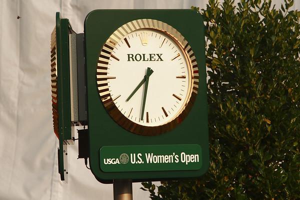 2007 U S Women's Open - Pine Needles - June 26, 2007