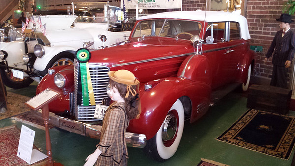 Canton Classic Car Museum - Canton, OH - 10 Mar. '14