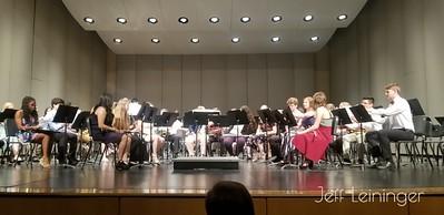 Spring Band Finale Concert