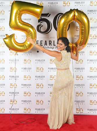 Laurie's Fearless 50 Birthday Celebration