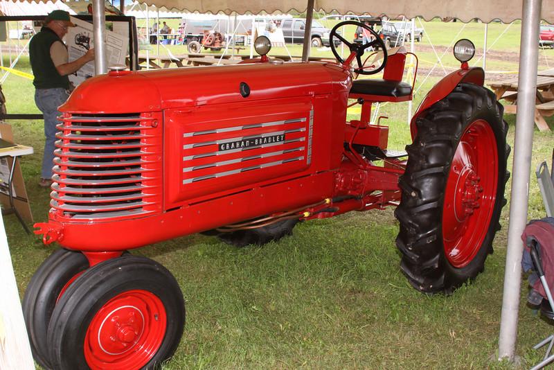Bagley Graham Bradley Tractor
