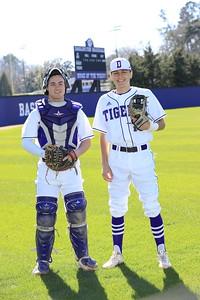 Baseball Varsity seniors 2019