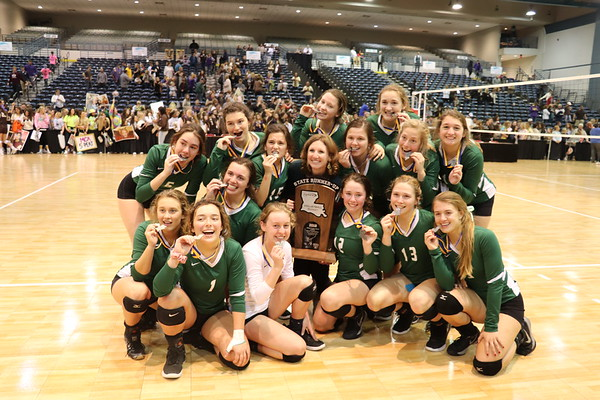 Volleyball State Championship 2018