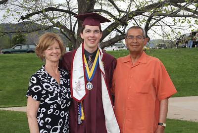 Spencer Spot's Graduation