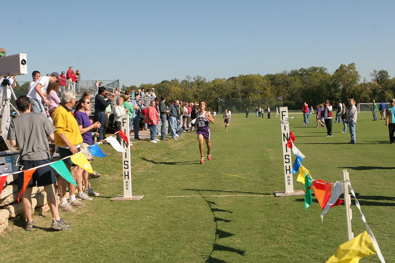 Darlington Cross Country 2006