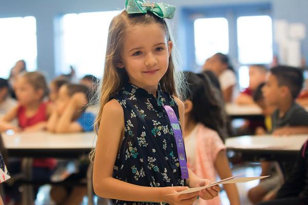 1st Grade Assembly
