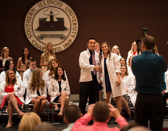 Maxx Ramirez - White Coat Ceremony