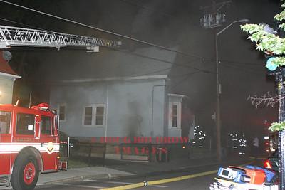 Everett, MA - Working Fire, 114 Cottage Street, 8-11-06