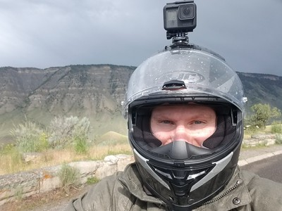 Helmet Cam Photos