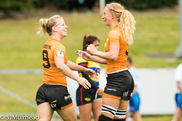 Netherlands at WSWS Qualifiers in Dublin - Day 1