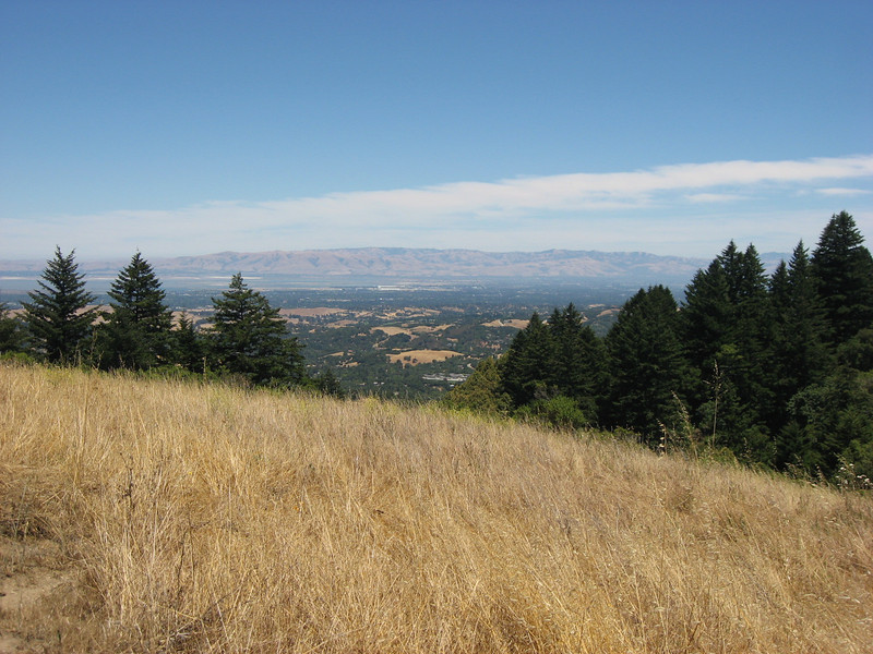 Bay Area from Windy Hill