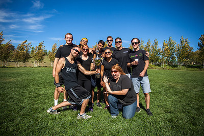 Young Professionals - Growth Group Olympics 2013