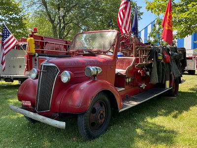 FRANKENMUTH MI FIRE MUSTER