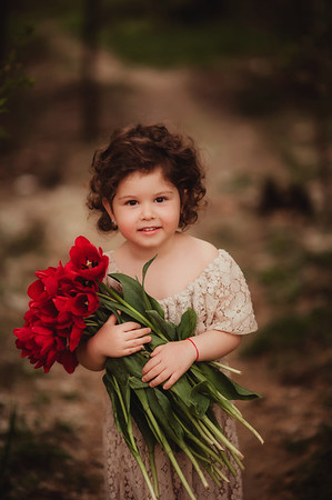 Maria, 3 ani