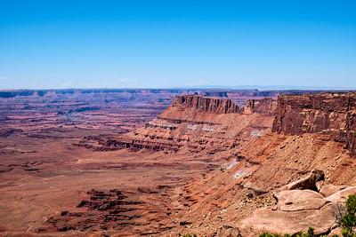 20170610 Canyonlands - Needle Overlook