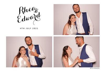 Rhea+Edward