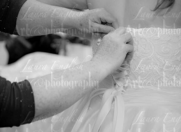 Wedding Day Preparations: Colin & Rebecca