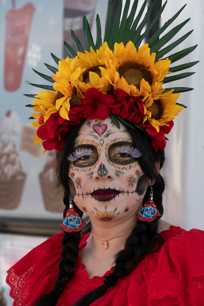Day of the Dead Canoga Park November 2019