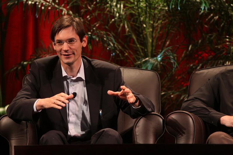 FiReStarters I: Georg Kopetz, Executive Board Member, TTTech Computertechnik AG
