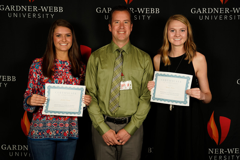 2018-2019 Student Leadership, Service, and Volunteerism Awards