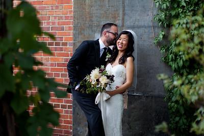 Patty + Jon's Wedding