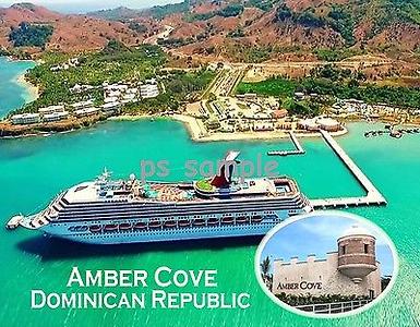 Amber Cove , Dominican Republic