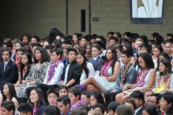 2015 Isabella Graduation