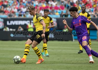 Liverpool v Borussia Dortmund 7-22-18