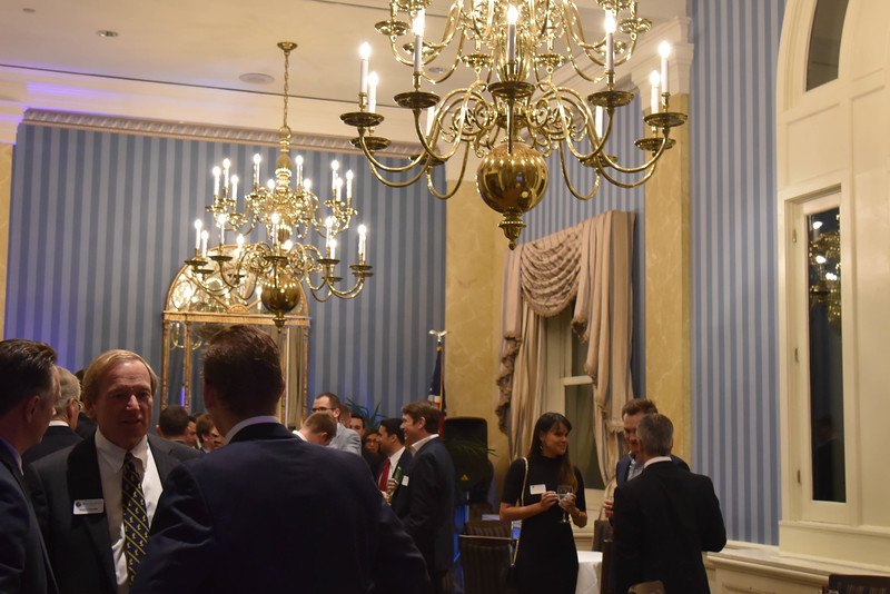 2017 New York City Reception at The Penn Club