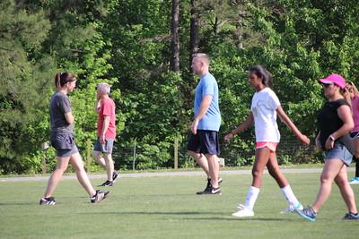 MS Girls Soccer Parent Challenge