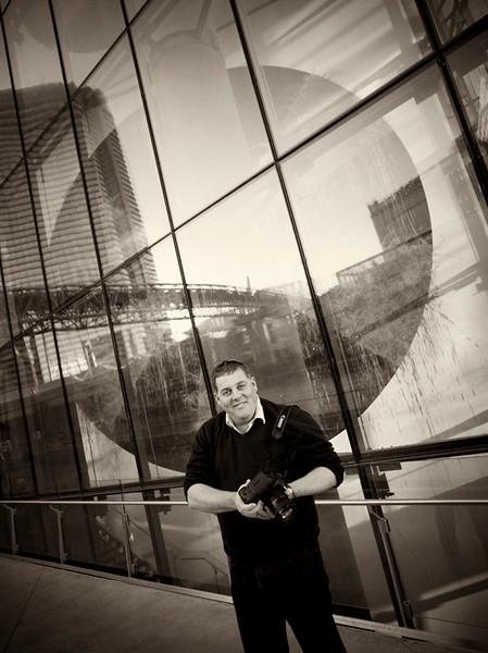 'Cleggy' - Las Vegas - Street Portrait