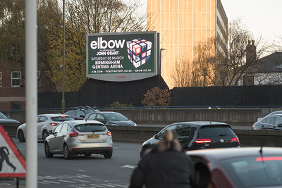 St Chads - Elbow