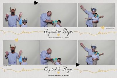 Crystal & Roger | Oct. 10th 2015