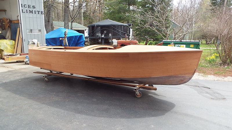 Starboard side view.