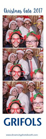 Grifols Corporate Christmas Party 12-02-17
